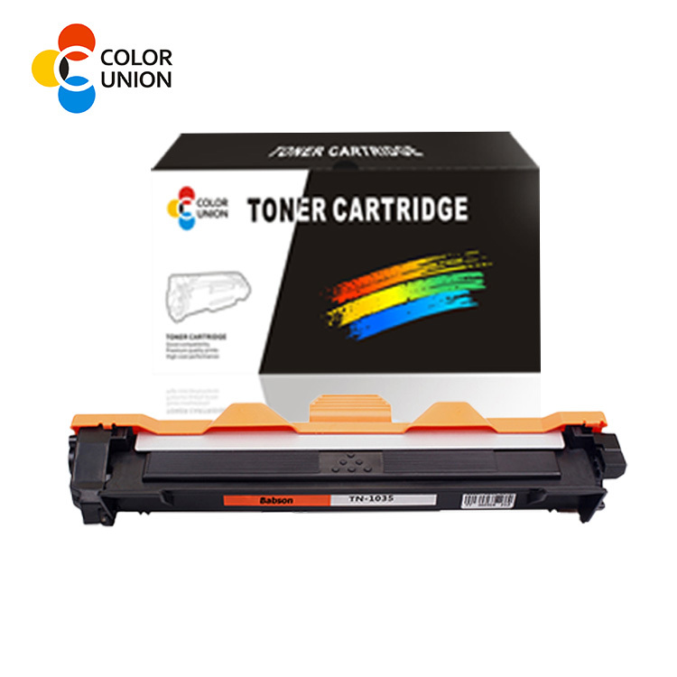 factory toner powder cartridge TN1035 for Brother HL-1118/1110E/1112E/1110/1110R/1112