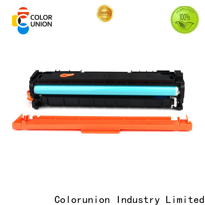 Colorunion cartridge for hp oem & odm fast delivery