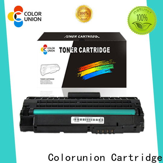 Colorunion quality-assured cartridge for brother laser printer eco-friendly competitive price