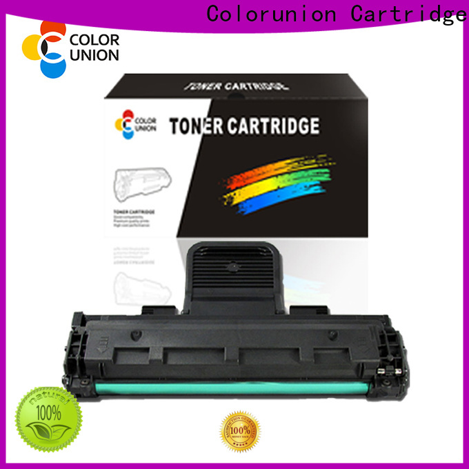 Colorunion custom laserjet cartridge universal quality