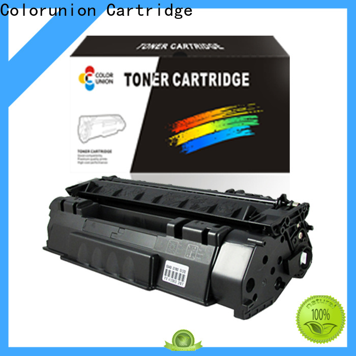 Colorunion 2020 most popular laser toner cartridge universal low cost
