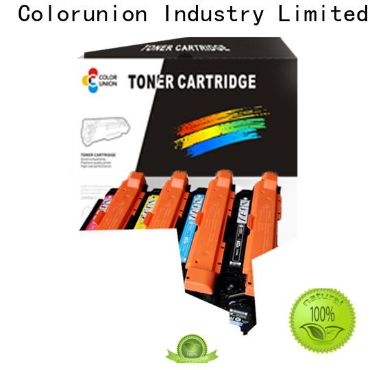 Colorunion laser toner cartridge custom low cost