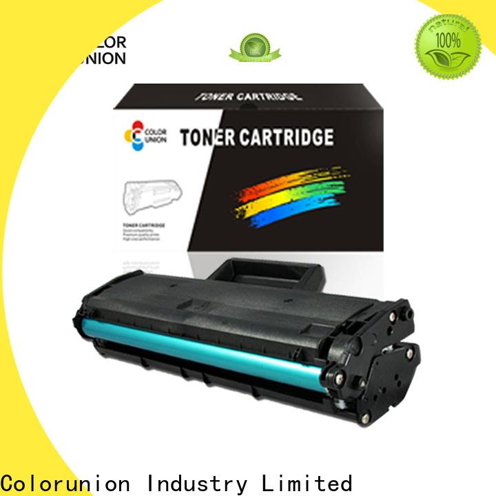 Colorunion laserjet toner cartridge eco-friendly bes price