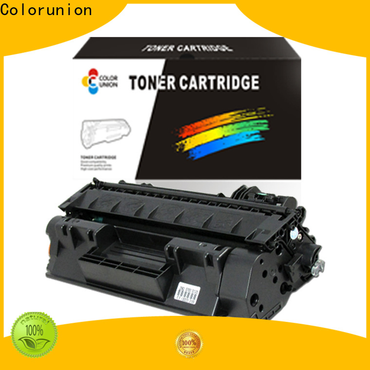 Colorunion toner laser cartridge custom new arrival