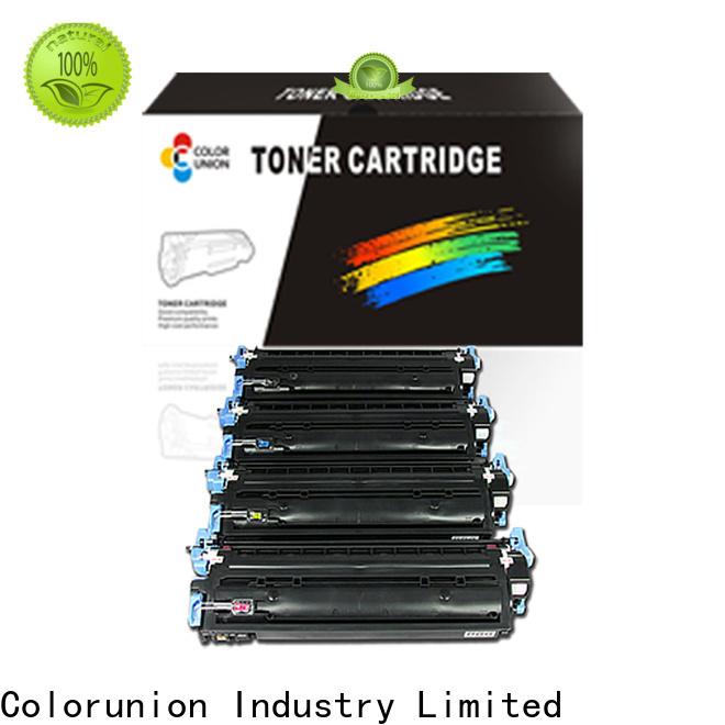 Colorunion best factory price premium toner cartridge custom new arrival