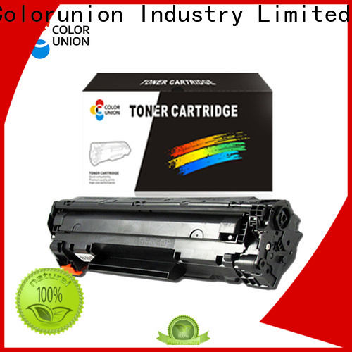 Colorunion best factory price toner printer cartridges oem & odm fast delivery