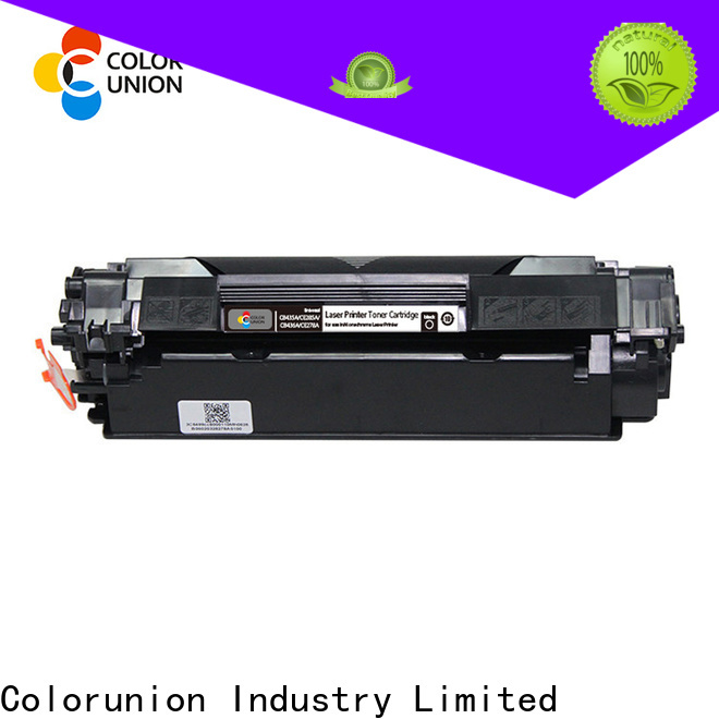 Colorunion best factory price printer cartridges for hp oem & odm low cost
