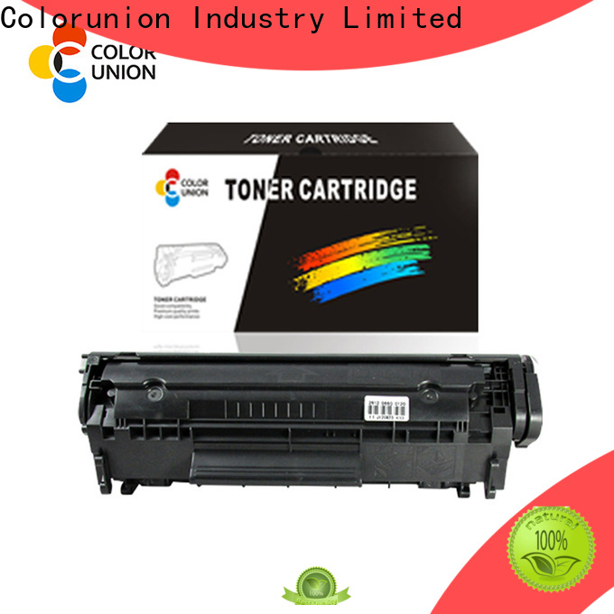 Colorunion top-selling laser toner cartridge universal fast delivery