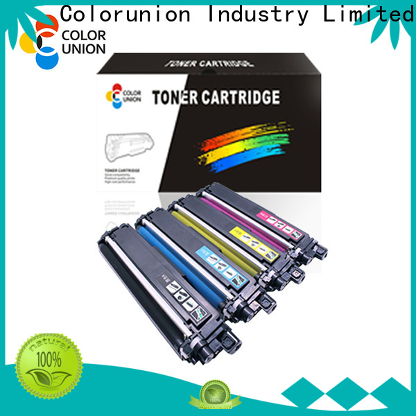 Colorunion cartridge for canon performance best quality