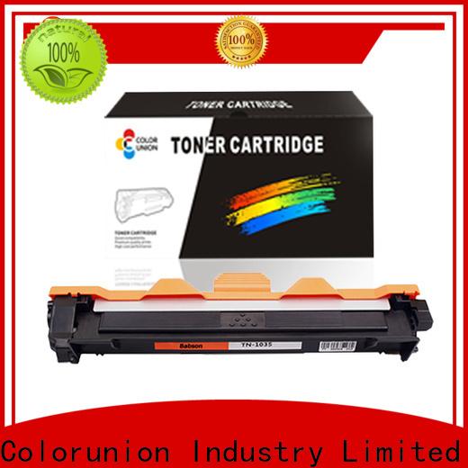 Colorunion toner cartridge wholesale suppliers wholesale competitive price
