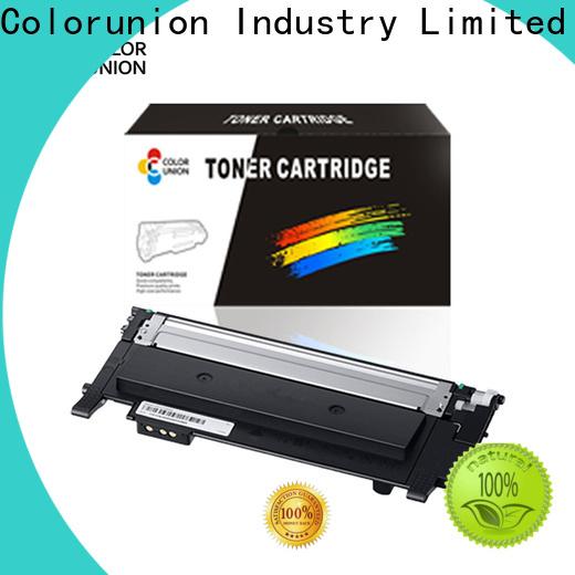 Colorunion custom laserjet cartridge latest fast shipping