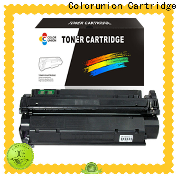 Colorunion top-selling toner cartridge supplier custom fast delivery