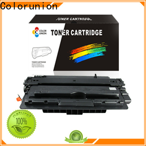 Colorunion printer cartridges for hp custom new arrival