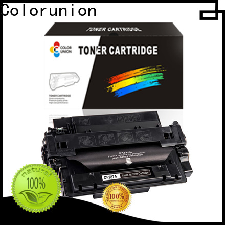 Colorunion top-selling compatible laser toner cartridge oem & odm new arrival