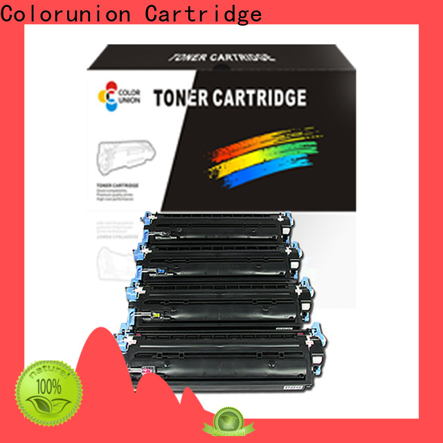 Colorunion 2020 most popular cartridge for hp oem & odm new arrival
