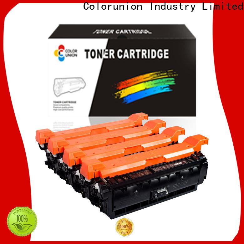 Colorunion laser printer cartridge oem & odm new arrival