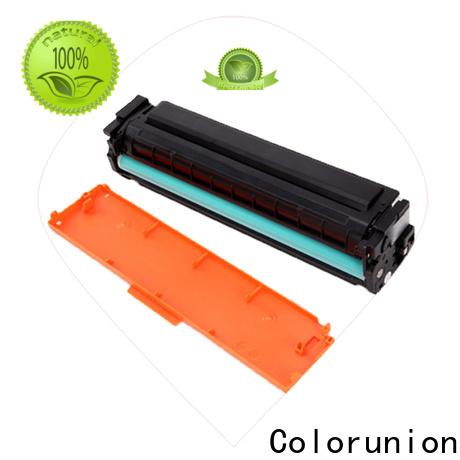 Colorunion compatible laser toner cartridge custom new arrival
