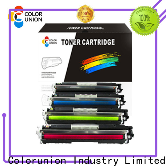 Colorunion universal toner cartridge oem & odm new arrival