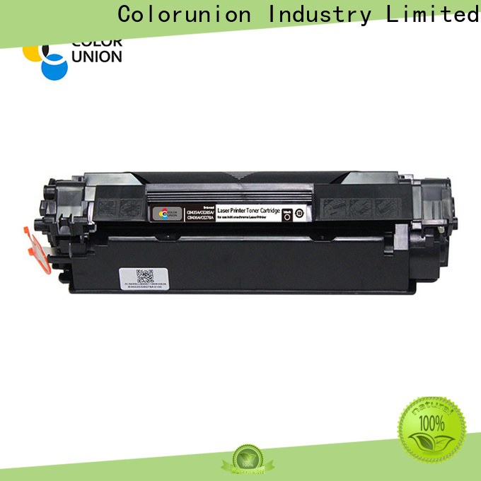 Colorunion 2020 most popular cartridge for hp printer custom new arrival