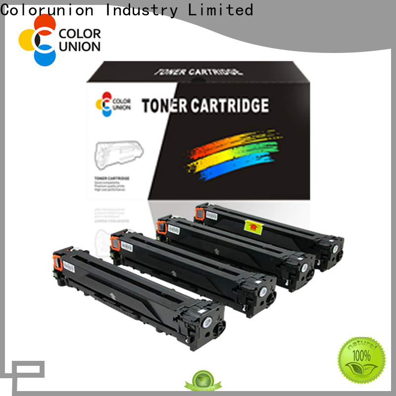 Colorunion toner cartridge for hp universal low cost