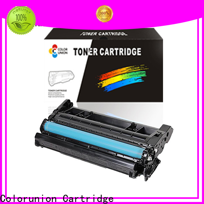 Colorunion top-selling toner cartridge supplier oem & odm low cost