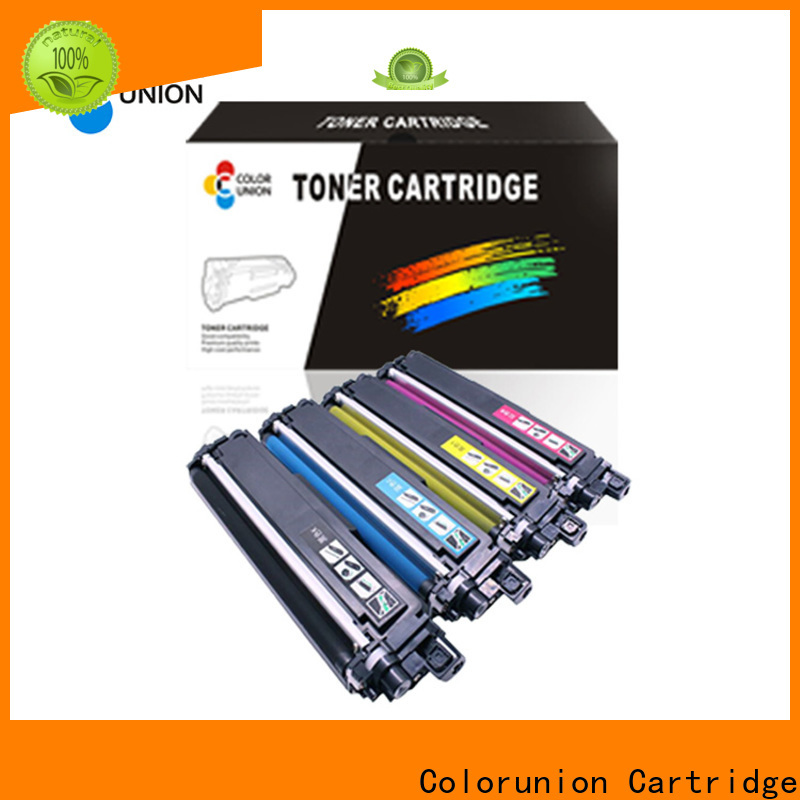 Colorunion cartridge for brother laser printer performance best quality